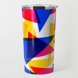 CMYK Shard Travel Mug