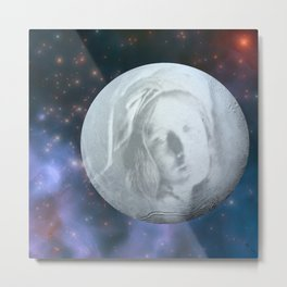 Tristesses de la lune Metal Print