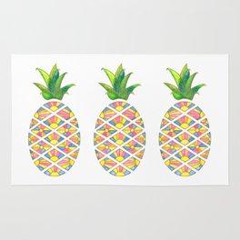 Pineapple Sunrise Rug