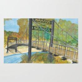 Byram Swinging Bridge Rug