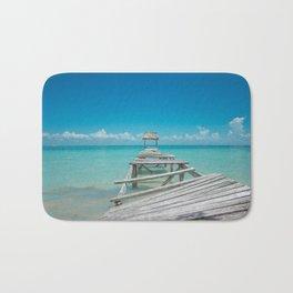 Belize Blues Bath Mat
