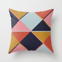 Spring Colors 2018 Throw Pillow