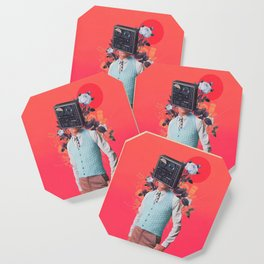 Phonohead Coaster