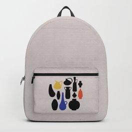 West German Ceramics Backpack