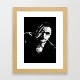 Dreaming of Beauty - The Phantom Framed Art Print