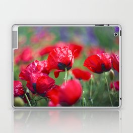 Field of lovee Laptop & iPad Skin