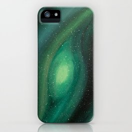Dragon Eye Galaxy iPhone Case