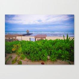 Ocean View - Riviera Maya Canvas Print