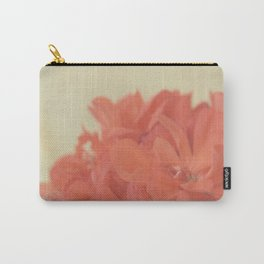 Zonal Pelargonium Flower Carry-All Pouch