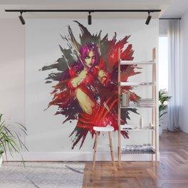 League of Legends Blackthorn MORGANA Wall Mural