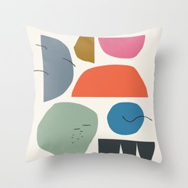 Dear Summer Throw Pillow