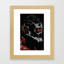 Starlord Framed Art Print