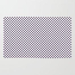 Loganberry Polka Dots Rug