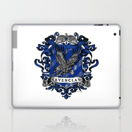 Ravenclaw Color Crest Laptop & iPad Skin