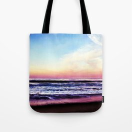 Unicorn Beach Tote Bag