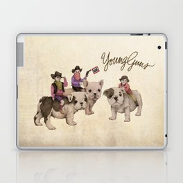 Young Guns Laptop & iPad Skin