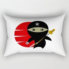 NINJA STAR Rectangular Pillow