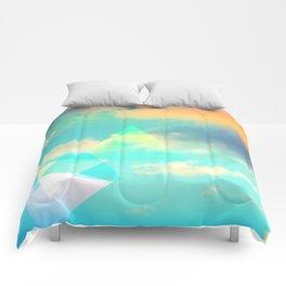 Colorscape #1 Comforters