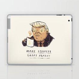 make covfefe great again! trump print Laptop & iPad Skin