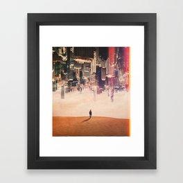 The Philosophy Framed Art Print