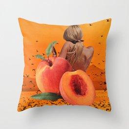 Ripe Throw Pillow