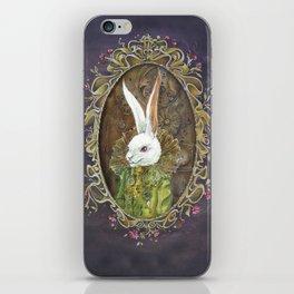 Monsieur Jean Lapin iPhone Skin