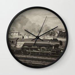 Bristolian Scotsman Wall Clock
