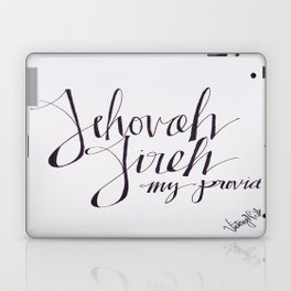 Jehovah Jireh Laptop & iPad Skin