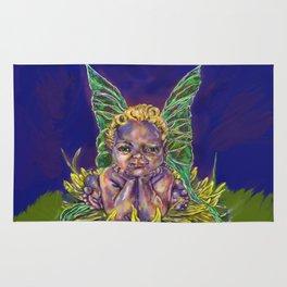 Dandy Leon Faerie Baby Rug