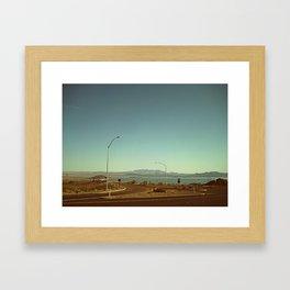 Heaven Or Las Vegas (Nevada, USA) Framed Art Print