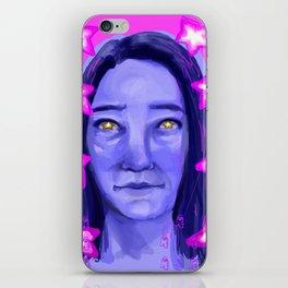 STAR GIRL iPhone Skin