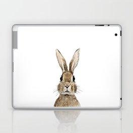 cute innocent rabbit Laptop & iPad Skin