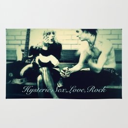 Hysteric Love Rug
