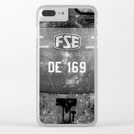 FSE - DE 169 Clear iPhone Case