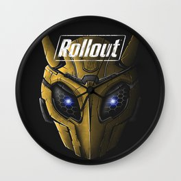 ROLLOUT: BB Wall Clock