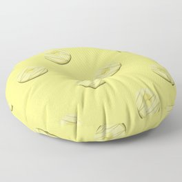PANTONE Limelight Floor Pillow