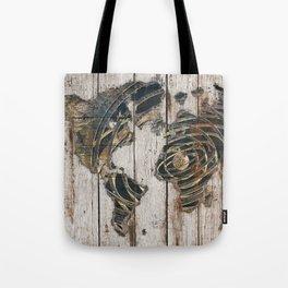 Zodiac Mystery Tote Bag