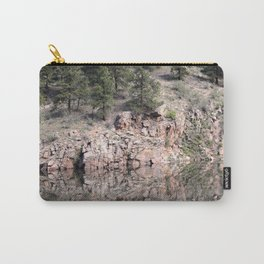 Quiet Reflection Carry-All Pouch