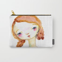 Sweet Face Carry-All Pouch