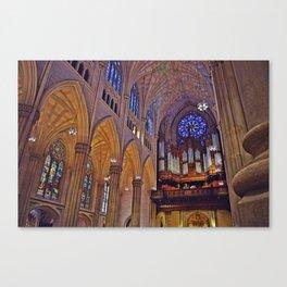sanctity Canvas Print