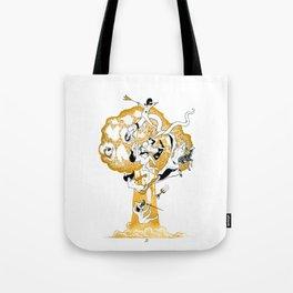 The Conqueror Wurm Tote Bag