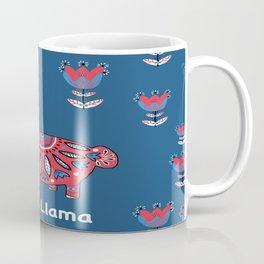 Dala Llama Coffee Mug