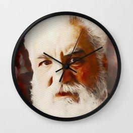 Alexander Graham Bell, Inventor Wall Clock