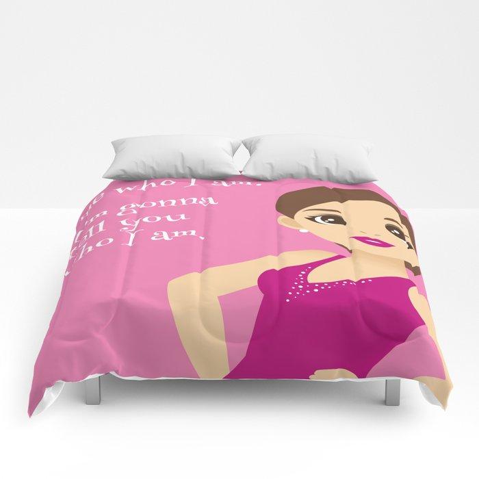 Sassy Girl Comforters