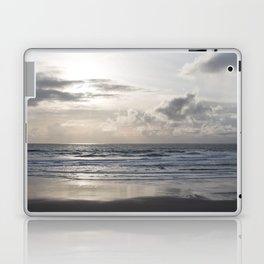 Silver Scene Laptop & iPad Skin