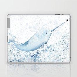 Magical Narwhal Laptop & iPad Skin