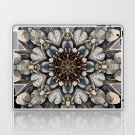 Driftwood Mandala 1 Laptop & iPad Skin