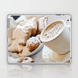 New Orleans Beignets and Café au Lait Laptop & iPad Skin