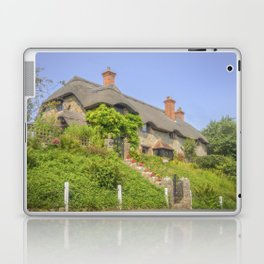 Godshill. Laptop & iPad Skin