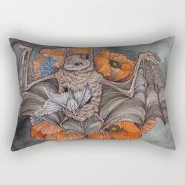 Chiroptera  Rectangular Pillow
